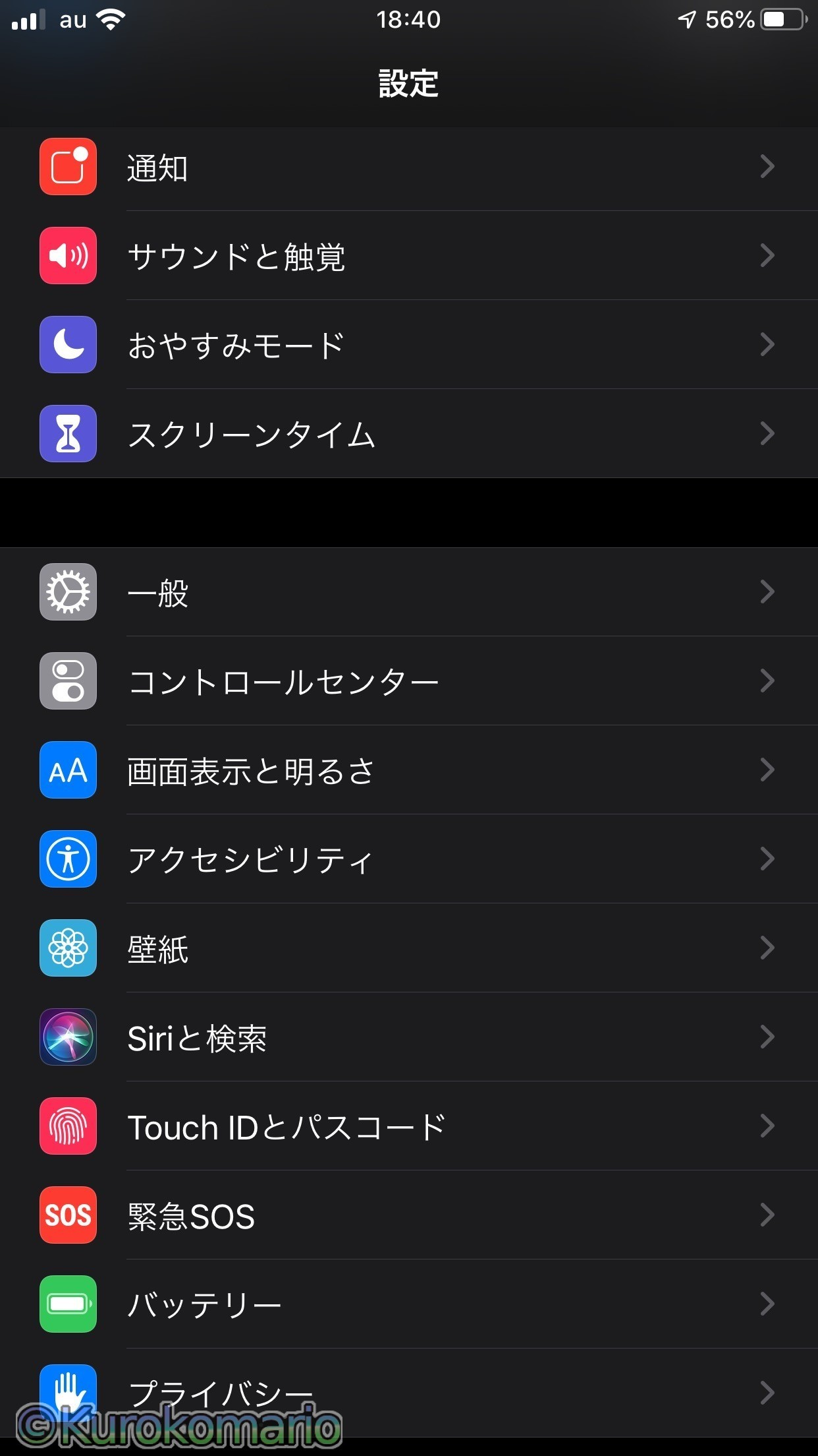 Read more about the article iOS13(iPadOS)を使ってみて感じた事