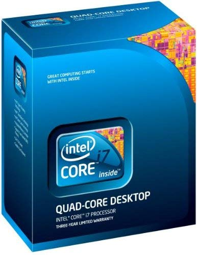Intel Boxed Core i7 i7-870 2.93GHz 8M LGA1156 BX80605I7870 [並行輸入品]